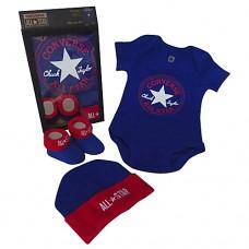 Converse Baby  Set - Blue