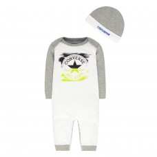 Converse Grey Hat/Body Set