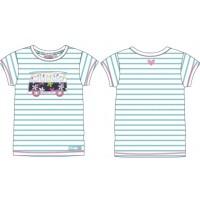 Babeskin Stripey Appilque T-shirt
