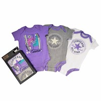 Converse Baby Girls Vests