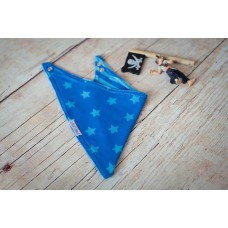 Blade & Rose - Blue Dribble Bib