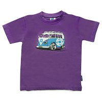 Dudeskin Campervan T-shirt