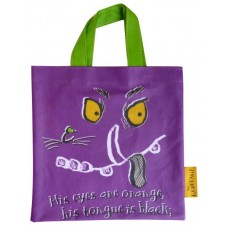 The Gruffalo Purple Tote Bag