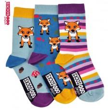 Odd Socks - Fox