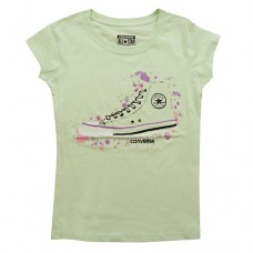 Converse Older Girls Boot T-shirt