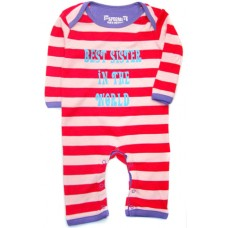Bebe Cool Best Sister Romper Suit