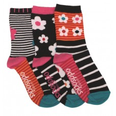 Odd Socks - Girls Flash