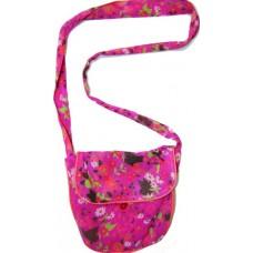 Sugar Pink Tropical Bag