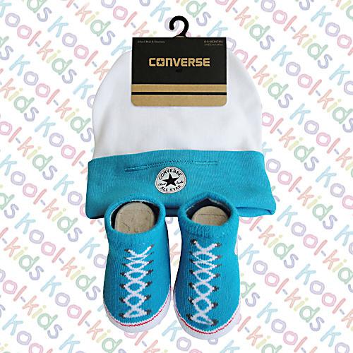 Converse Baby Hat   Socks 64931f5132b