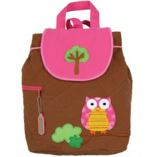Stephen Joseph Owl Backpack